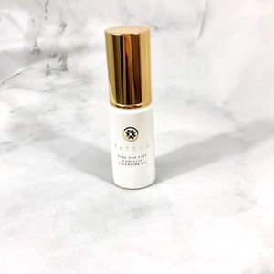 NEW Tatcha pure one step camellia cleansing oil